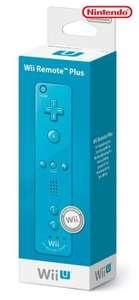 Original Remote Motion Plus Controller #blau RVL-036