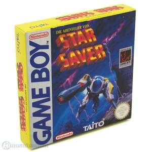 The Adventures of Star Saver SELTEN!