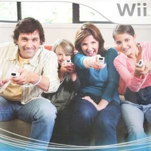 Wii Poster: Play It On Wii / 71x56cm