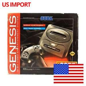 Konsole Genesis 2 + Controller + Zubehör