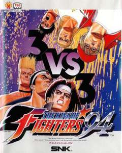 King of Fighters '94 - 196 Megs
