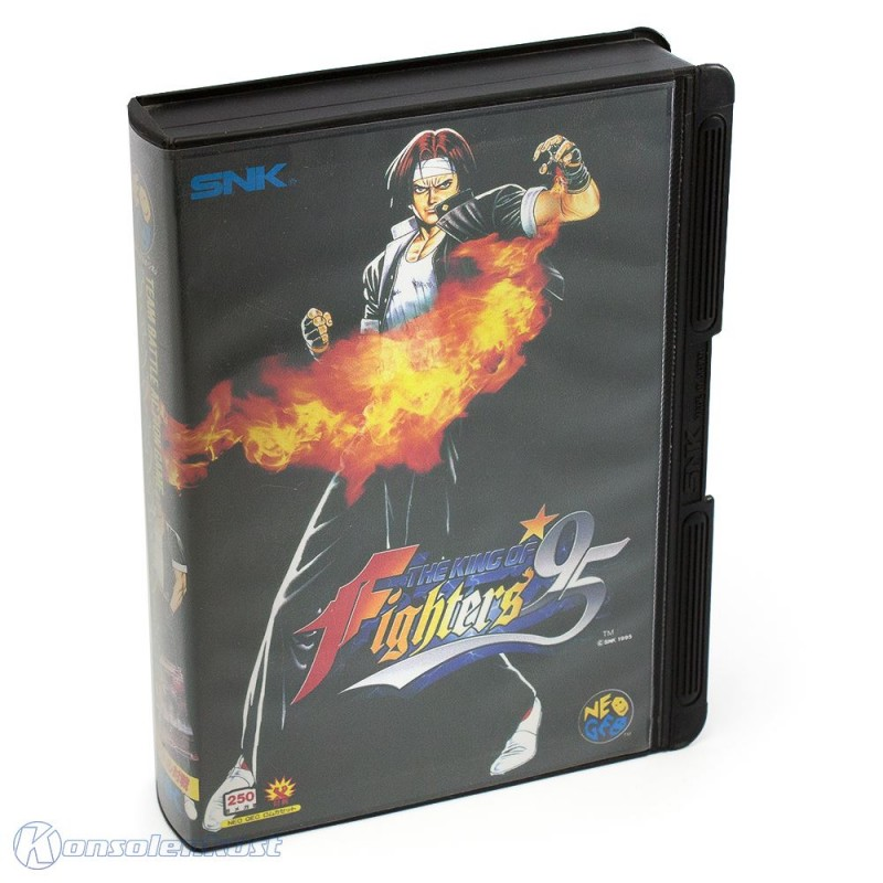 Neo Geo AES - King of Fighters \'95 - 250 Megs