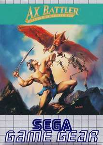 Ax Battler: Legend of Golden Axe