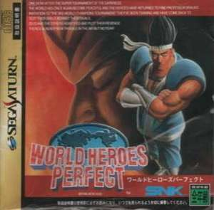 World Heroes Perfect