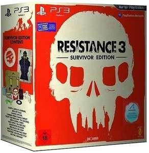 Resistance 3 #Survivor Edition