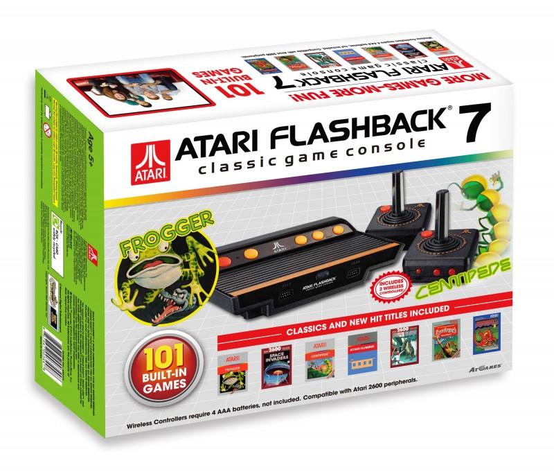 Flashback 7 Classic Game Konsole + 101 Spiele