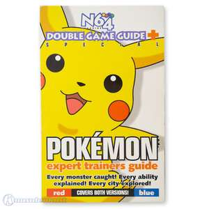 Spieleberater: Double Game Guide Special - Pokemon: Expert Trainers Guide