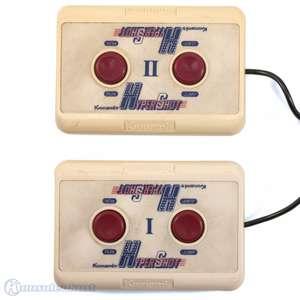 Controller / Pad #weiß Hyper Shot JE506 [Konami]