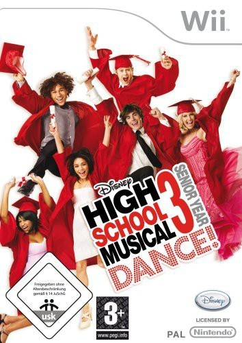 Disney High School Musical 3 Senior Year Dance!