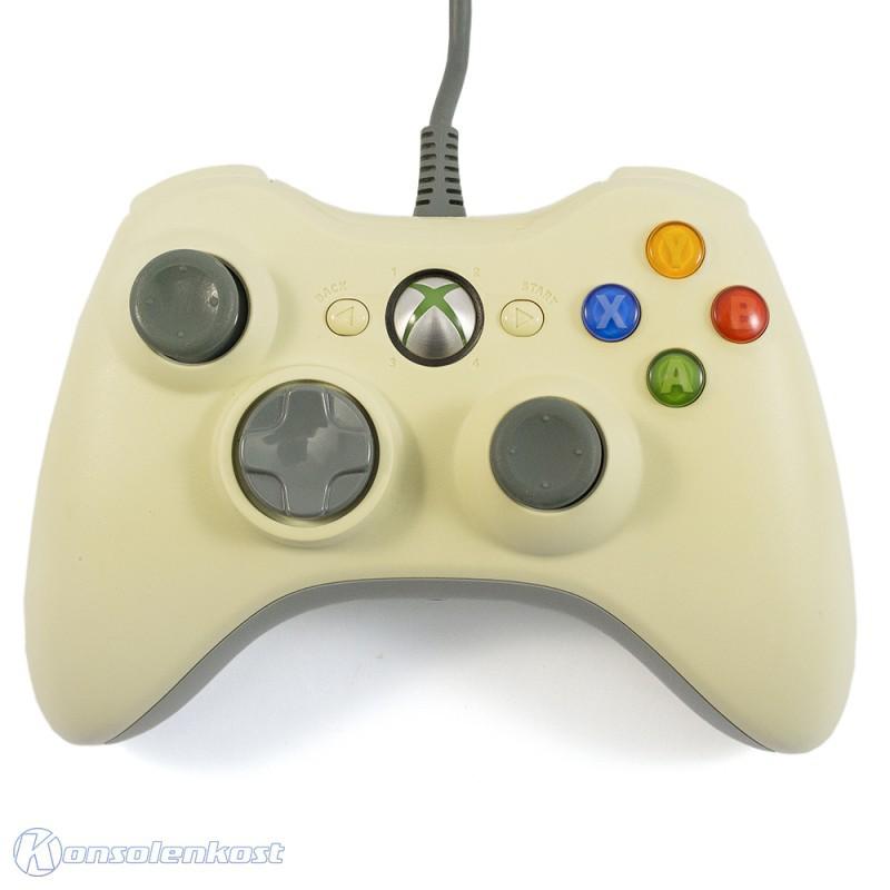 Original Wired Controller / Pad #weiß [Microsoft]