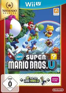 New Super Mario Bros. U + New Super Luigi Bros. U