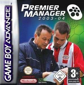 Premier Manager 2003/2004