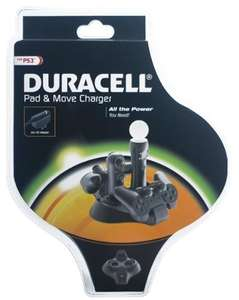 Move Charging Station / Ladestation Pad & Move Charger [Duracell]