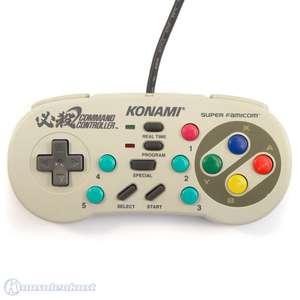 Controller / Pad #grau Command Controller RU-009 [Konami]