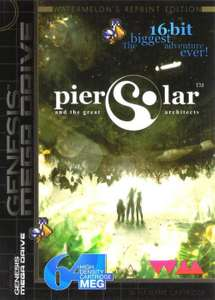 Pier Solar and the Great Architects #Watermelon's Reprint Edition