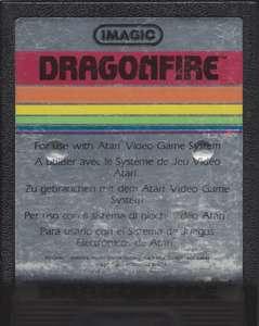Dragonfire #Silverlabel