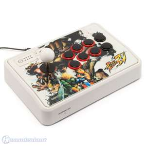 Arcade / Fighting Stick #Street Fighter IV Edition [Capcom]
