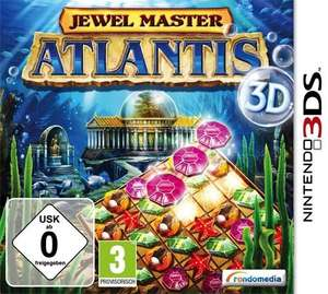 Jewel Master: Atlantis 3D