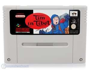 Tim & Struppi - Tim in Tibet