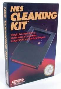 Original Cleaning Kit [Nintendo]