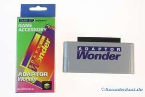 Importadapter / Import Adapter / Universal Games Adaptor Cartridge Wonder