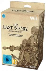 The Last Story #Limited Edition