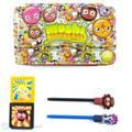 Tasche / Carry Case / Travel Bag #Moshi Monsters + Stifte