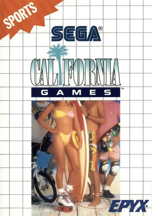 California Games 1