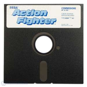 SEGA Action Fighter