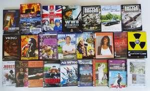 26 diverse DVD's/DVD Boxen: Dokus/Comedy/Biografien/Musik etc.