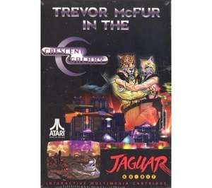 Trevor McFur in the Crescent Galaxy