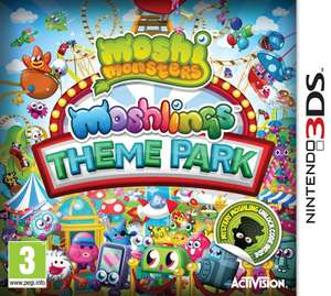 Moshi Monster: Moshlings Theme Park