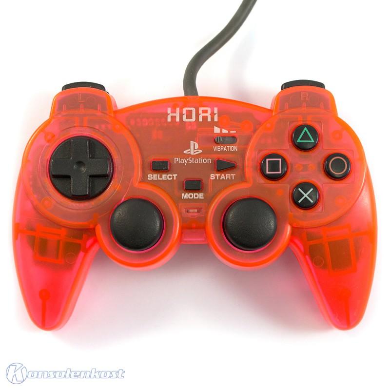 Controller / Pad #clear-pink Analog Shindo Pad [Hori]
