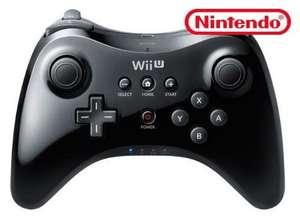 Original Pro Controller / Pad #schwarz / WUP-005 [Nintendo]