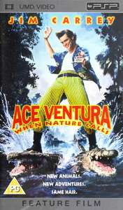UMD Video - Ace Ventura: When Nature Calls