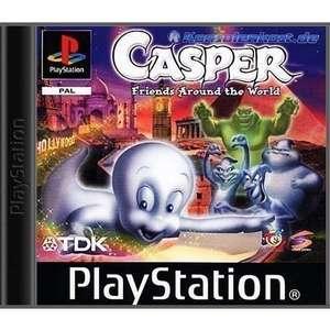 Casper: Reise um die Welt