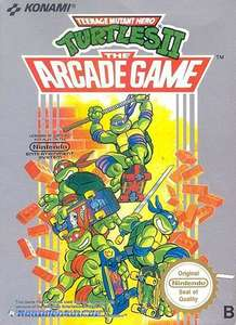 Teenage Mutant Hero Turtles 2: The Arcade Game