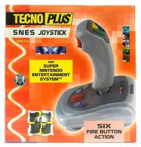 Controller / 6-Button Joystick / TP516 #grau [Tecno Plus]