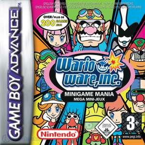 WarioWare Inc. Minigame Mania