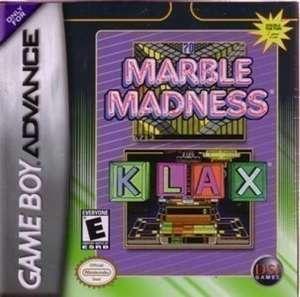 Marble Madness Klax