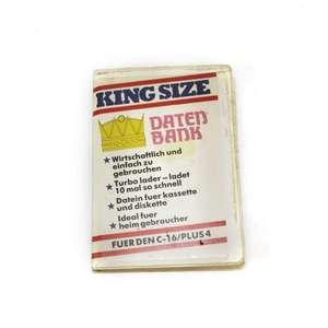 King Size: Datenbank