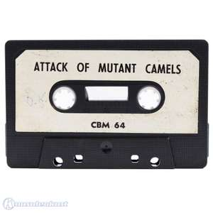 Attack of the Mutant Camels