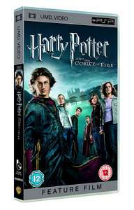 UMD Video - Harry Potter und der Feuerkelch / Harry Potter and the Goblet of Fire