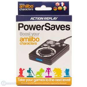 Action Replay PowerSaves: Cheat- & Boost-Station für Amiibo-Figuren [Datel]