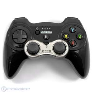 Bluetooth Controller / Pad #schwarz HoriPad Wireless für iPhone/iPad/iPod Touch [Hori]