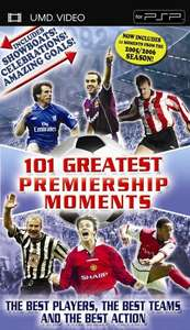UMD Video - 101 Greatest Premier League Moments