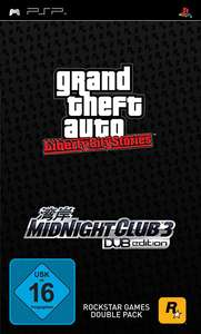 2in1: Grand Theft Auto Liberty City Stories + Midnight Club 3: DUB Edition