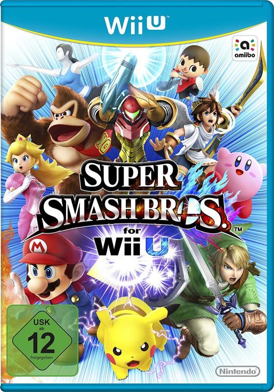 Wii U - Super Smash Bros.