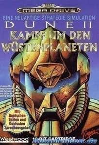 Dune 2: Kampf um den Wüstenplaneten