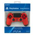 official Wireless DualShock 4 gamepads #Magma Red / red V1 [Sony]